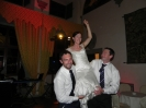 Isabella e Brendon wedding party - the bride