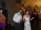 wedding party Isabella e Brendon - Tuscanyo bride & Groom