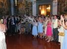 James & Laura - villa di maiano - the guestes