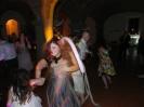 English Wedding party in Castagno Gambassi Terme - international music