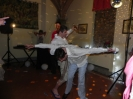 English Wedding party in Castagno Gambassi Terme - very funny