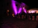 Lightingh service in Castello di Leonina Tuscany siena