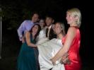 4th September  - Donna e Loren - wedding in Poppi - launch of the bride