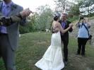 4th September  - Donna e Loren - wedding in Poppi - the bride