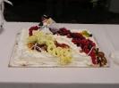 4th September  - Donna e Loren - wedding in Poppi - the cake