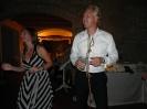3 September - Vera & Erik Wedding party - tuscany villas - the entertiner