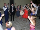 lisa e robert wedding from england in loro ciuffenna - up your hands